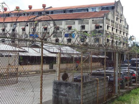 Sixth prisoner found with coronavirus in Colon jail