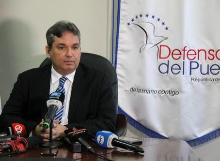 Defensoria del Pueblo de la Republica de Panamá report on the treatment of Nicholas Tuffney