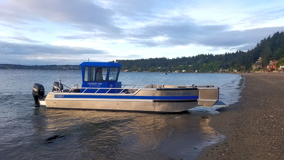 landing craft custom aluminum boats landing craft