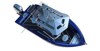 miska offshore aluminum boat