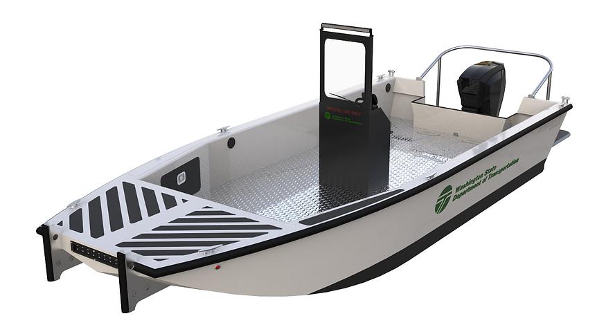 aluminum boat seattle alaska silverback