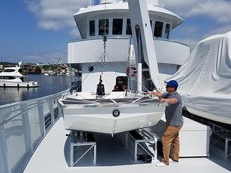 seahawk tender river jet