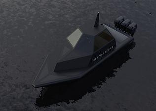 Wolverine stealth boat