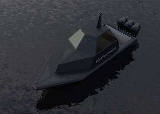 Wolverine stealth boat