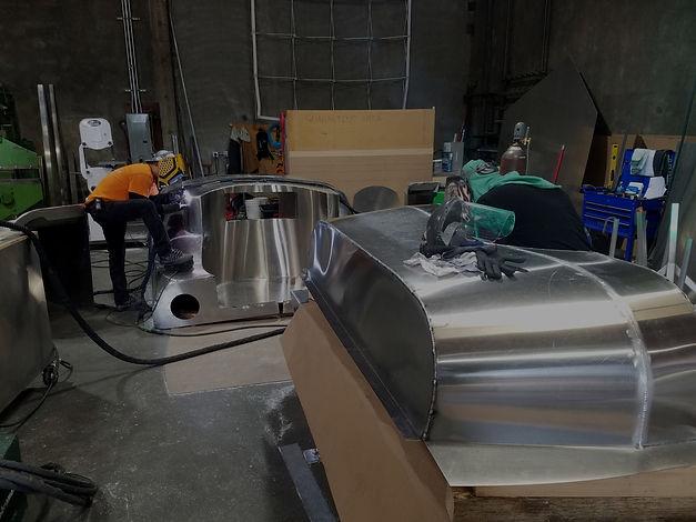 metal fabrication seattle welding cnc