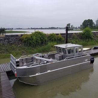 aluminum landing craft