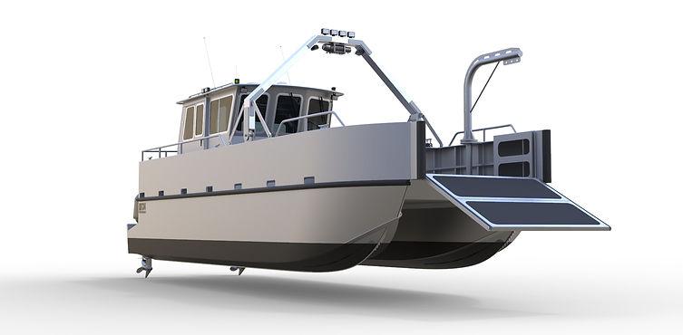 MT34 recovery landing craft