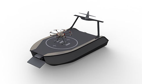 PANTHER DRONE DEPLOYMENT VESSEL