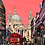 Thumbnail: St Paul's Cathedral (Pink)