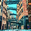 Thumbnail: A3 Signed Limited Edition Shad Thames (Cyan Sky)