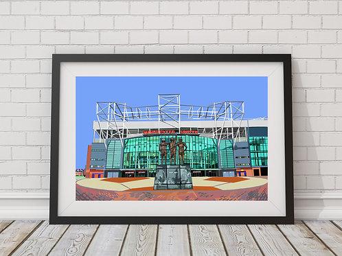 Old Trafford, Manchester United Stadium