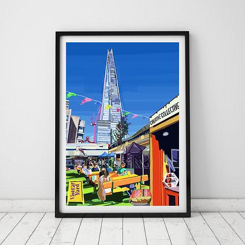 Vinegar Yard, London Bridge, Bermondsey