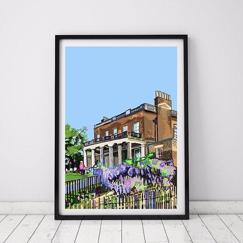 Clissold House, Stoke Newington, Hackney
