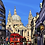 Thumbnail: St Paul's Cathedral (Blue)