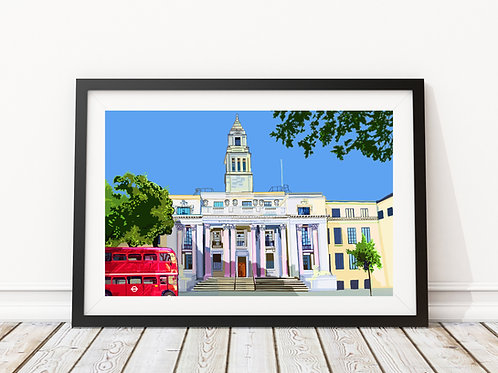 The Old Marylebone Town Hall, North West London