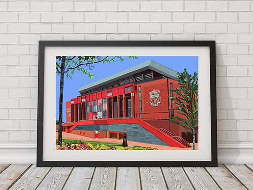 Anfield, Liverpool FC Stadium
