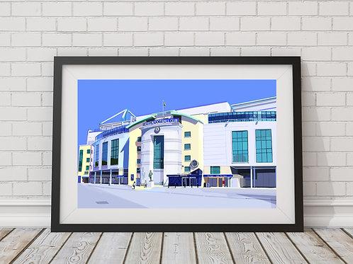 Stamford Bridge, Chelsea Football Stadium