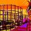 Thumbnail: Bethnal Green Gas Holders (Sunset)