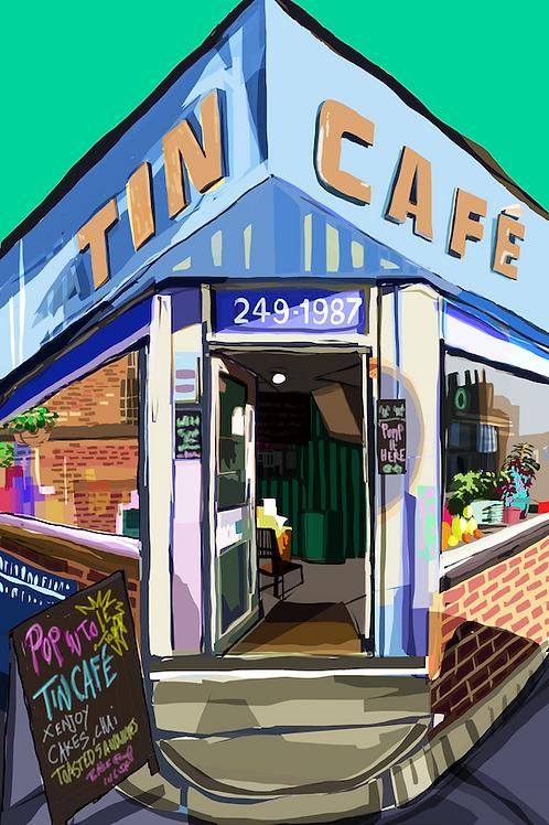 TIN Cafe, Haggerston