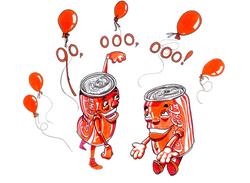Coca-Cola 90,000,000 Facebook Fans