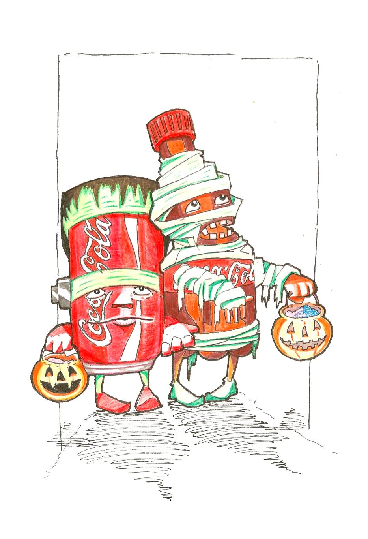 Coca-Cola Halloween
