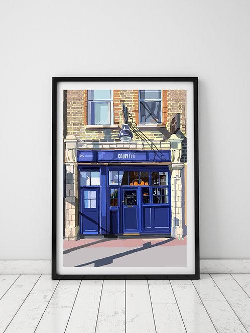 Coupette, Hackney, East London