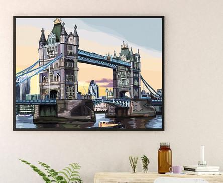London Landmark Series