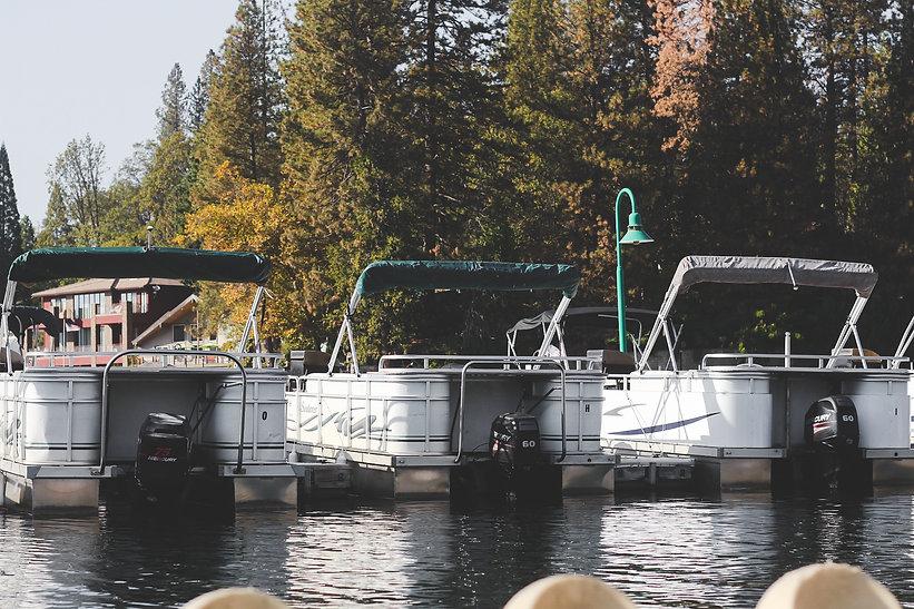 Pontoon Boat Patio Boat Bass Lake Boat Rentals Bass Lake Pines Marina Duceys