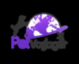 Logo Pet Voyager Fundo Transparente RGB.