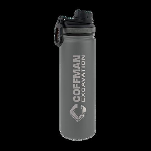 Tempercraft 22oz Sport Bottle w/ Sport Lid