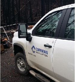 Coffman Cares: Gravel Donation for Family Affected by Beechie Creek Wildfire