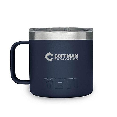 YETI Rambler 14oz Mug w/ Standard Lid