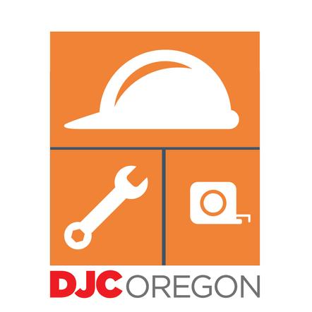 DJC Oregon Hard Hat Safety Award 2020