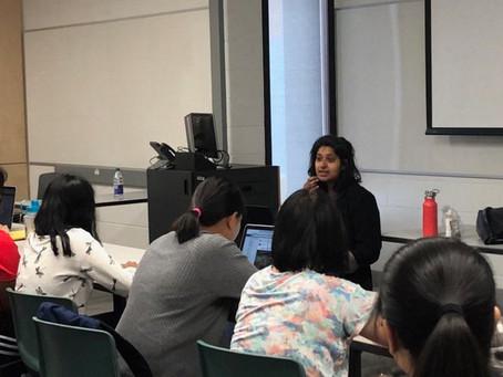 Program Evaluation Update: hEr VOLUTION + STEMing UP