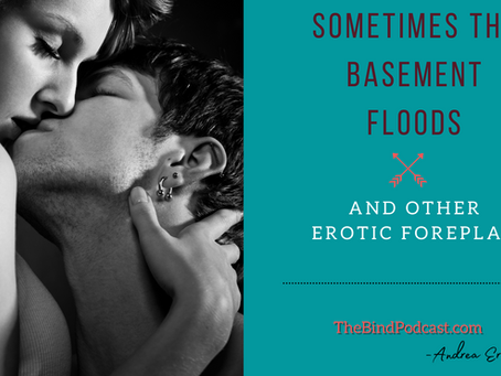Sometimes the Basement Floods and Other Erotic Foreplay