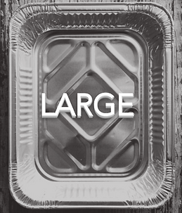 Large meal size