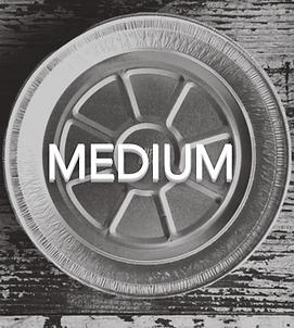 Medium meal size