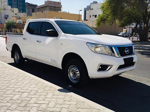 Nissan Navara 2016 SE model with full service History