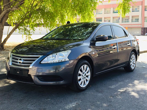 Nissan Sentra 2017 with Fully Agency maintained in 0% down payment options
