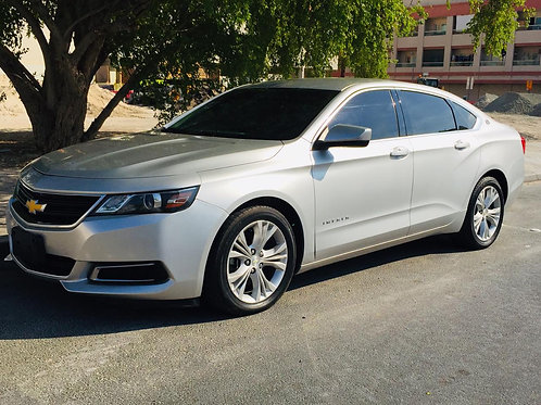 Chevrolet Impala 2015 mid option with 100% finance options