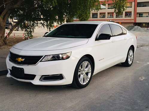 Chevrolet Impala 2015 mid option with easy finance options
