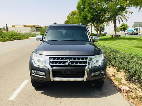 Mitsubishi pajero 2015 model without any down payment