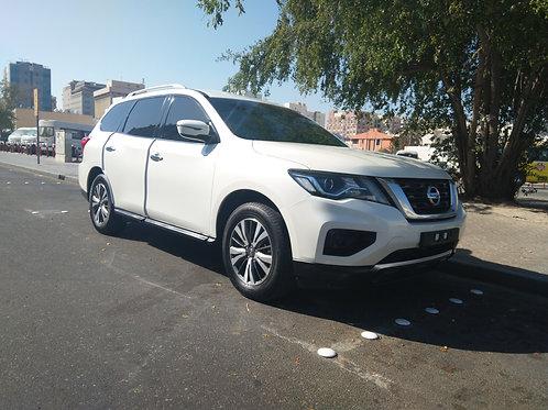 Nissan Pathfinder 2018 Model GCC specific in Excellent condition