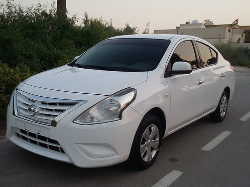 Nissan sunny 2016 model with 0%down payment options