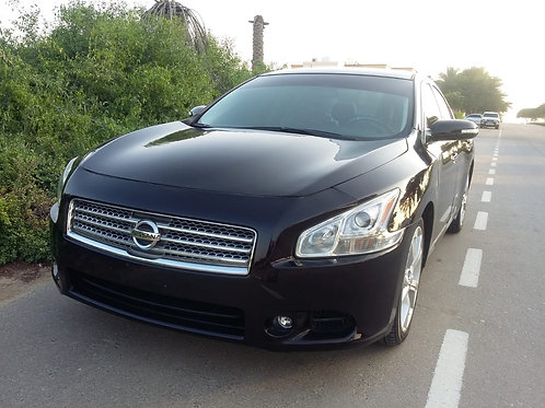 Nissan Maxima 2012 model without any payment