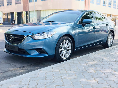 Mazda 6_2015 model GCC specs single owner without any down payments