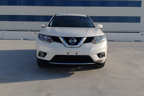 Nissan X-trail 2015 Model 4wheel drive without any down payment