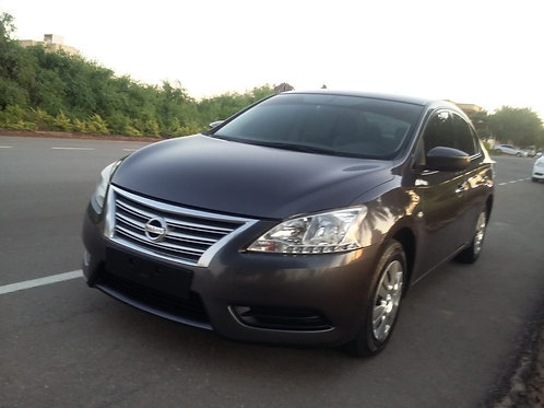 Nissan Sentra 2016 model with 0% down payment option