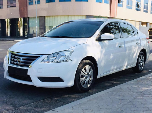 Nissan sentra 2016 Fully Agency maintained without paying any down payments