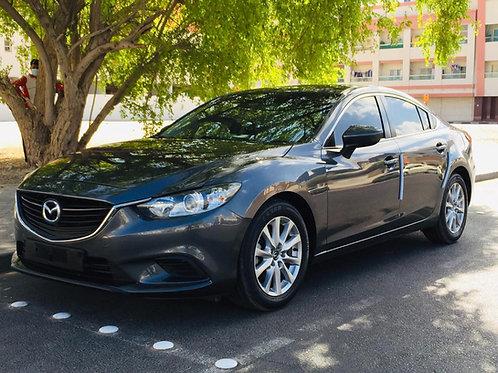 Mazda 6 model 2015 mid option with 100% bank finance